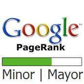 Perbedaan Update pagerank secara mayor dan minor pada google pagerank | Khamardos Blog