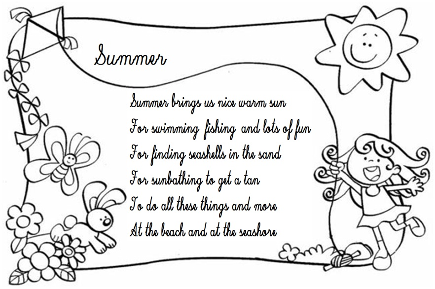 short essay on summer vacation for kids in hindi