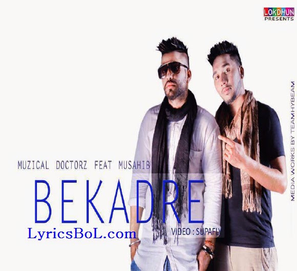 Bekadre Musahib Ft. Muzical Doctorz