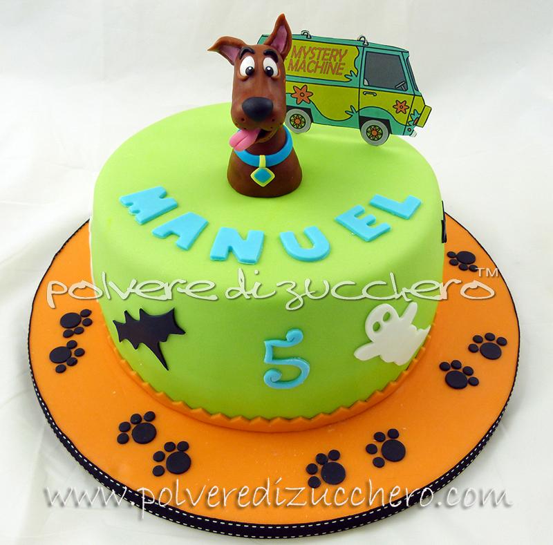 Scooby Doo Birthday Cake Pan