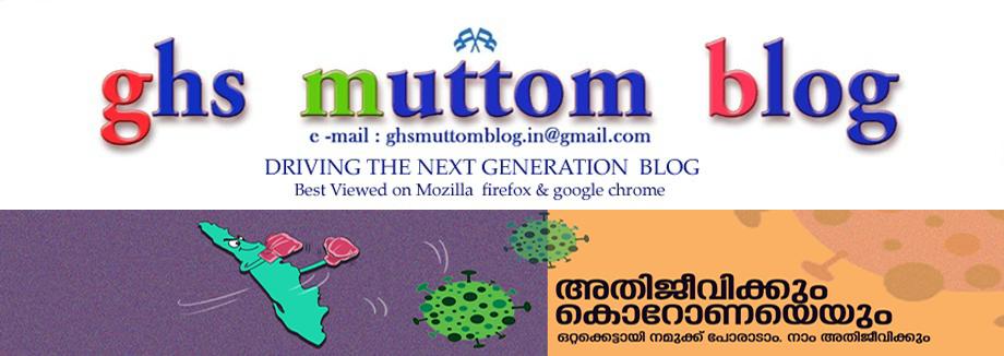 ghs muttom blog