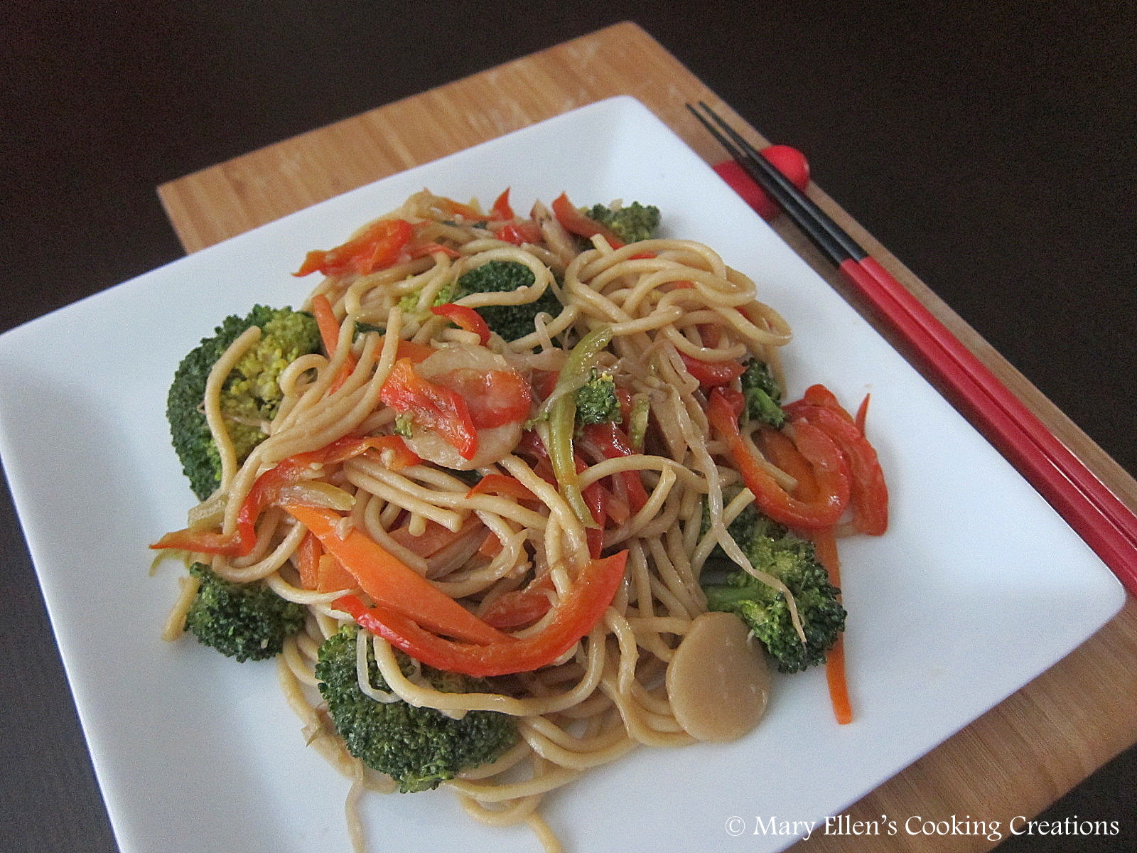 Vegetable Lo Mein Was ... House Special Chow Mein Recipe