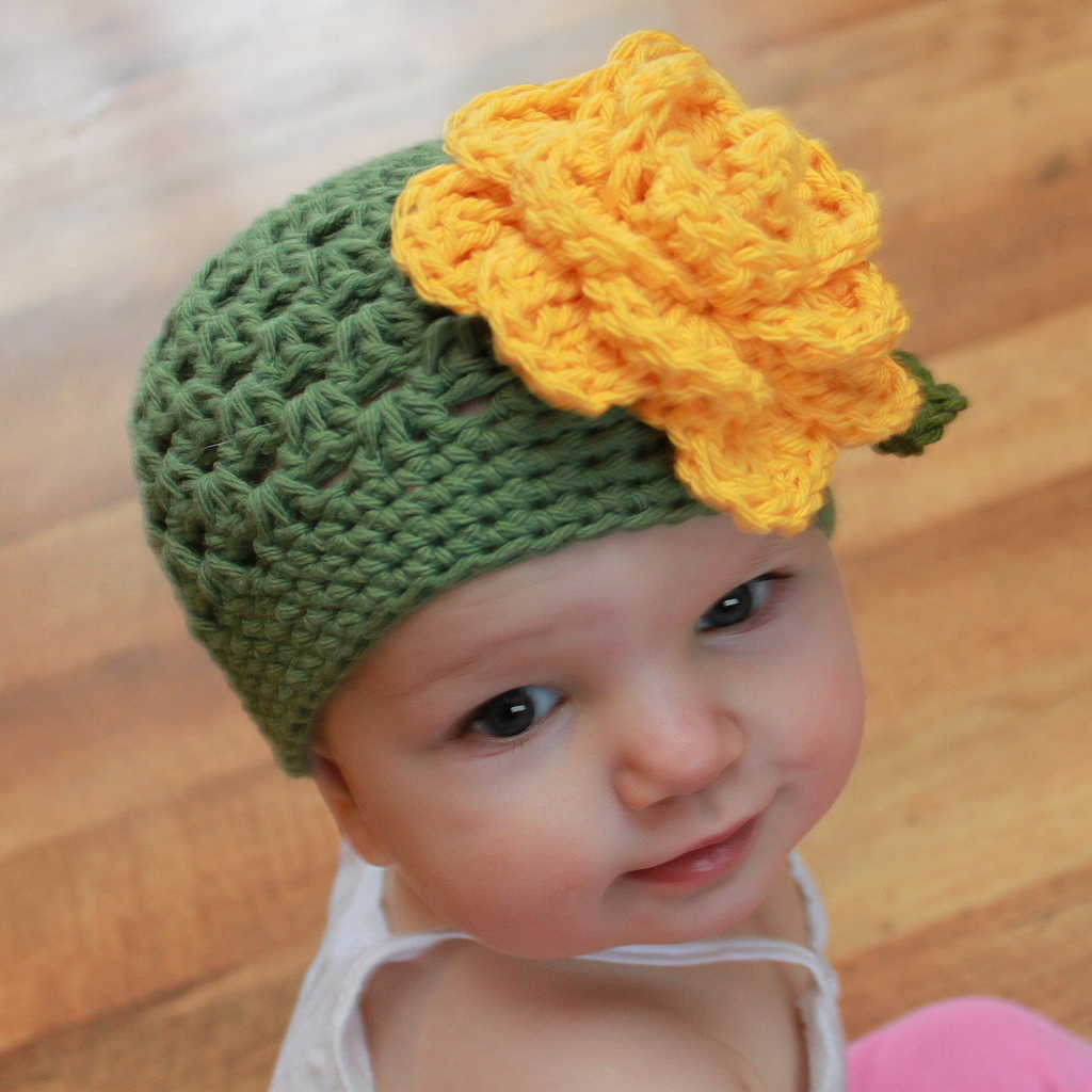 Crochet Pattern Hat Beanie : crochet beanie pattern-Knitting Gallery