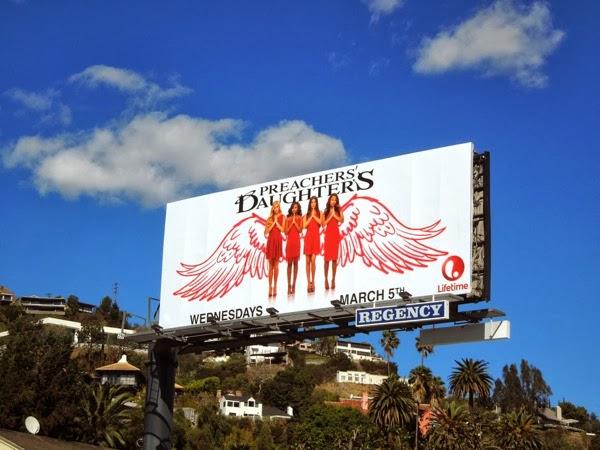 Preachers Daughters season 2 billboard