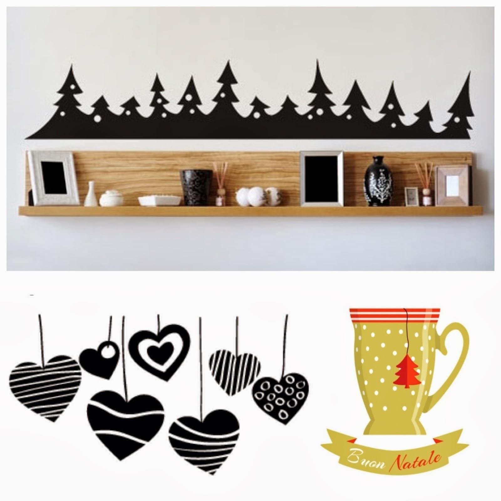 stickers murali frasi e aforismi - Amazon it Adesivi Murali Casa e cucina