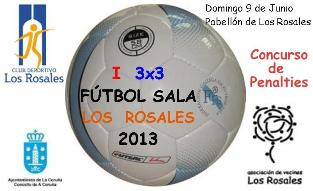 Inscripcin y Bases 3x3 Ftbol Sala