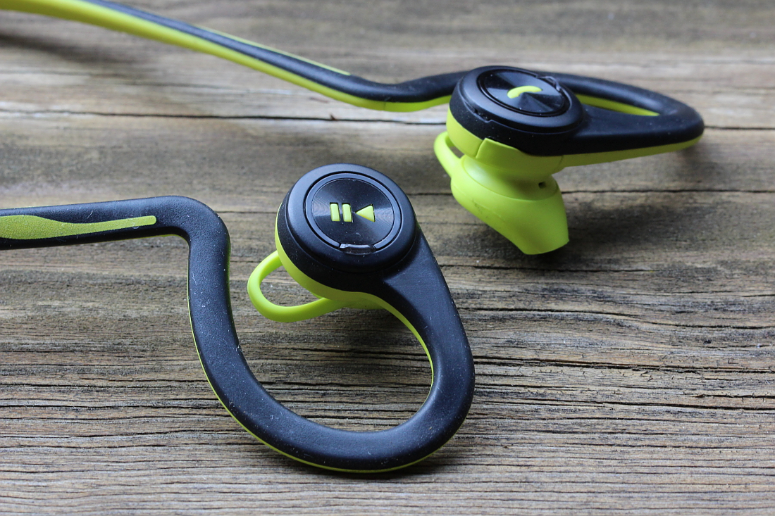 Bedienung Plantronics BackBeat Fit