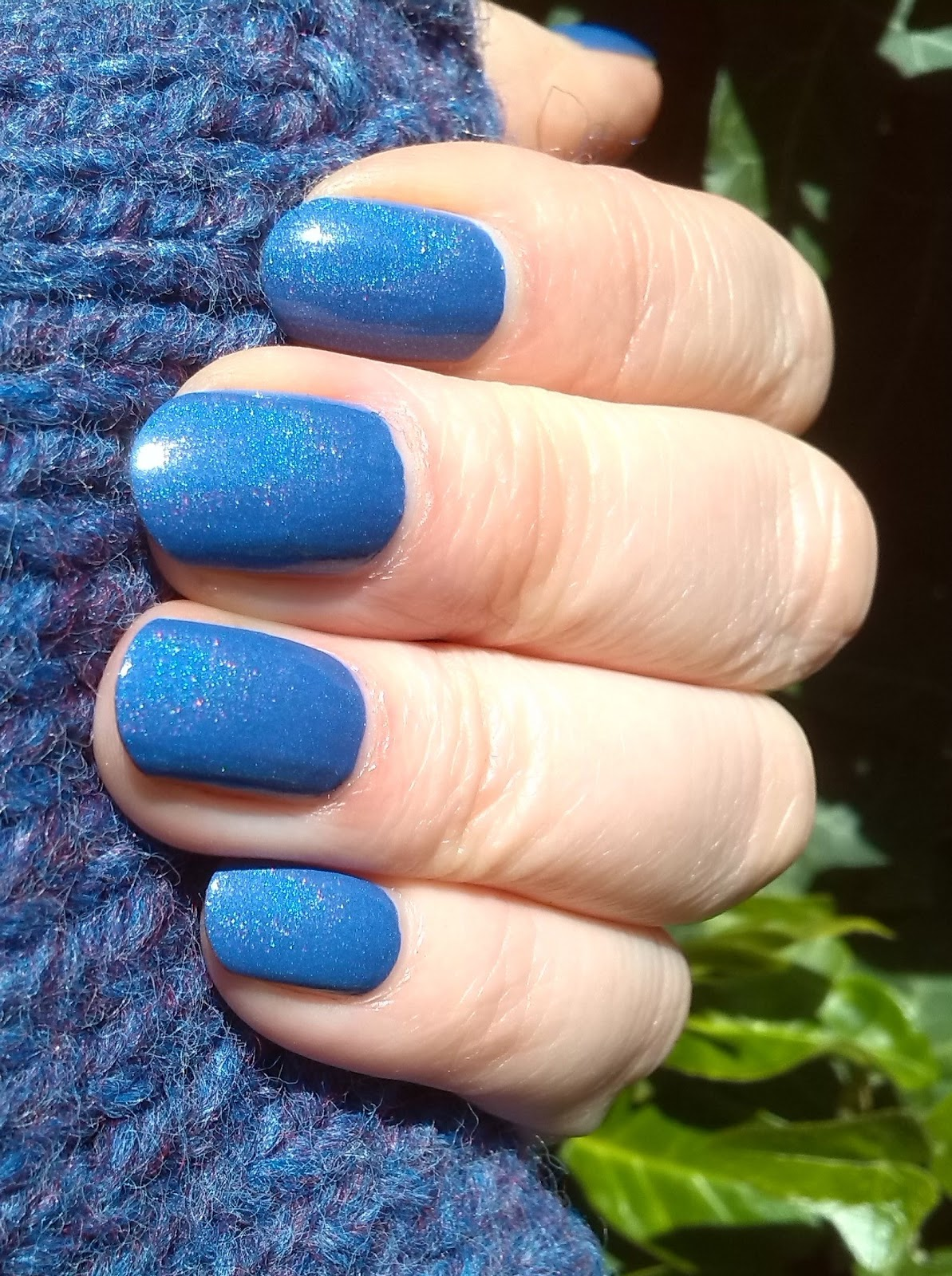 Too Fancy Lacquer Shrinking Violet