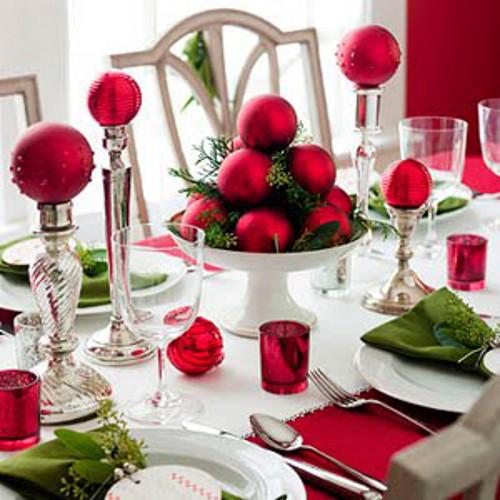 Preparativos para o natal - Como decorar centros de mesa para navidad ...