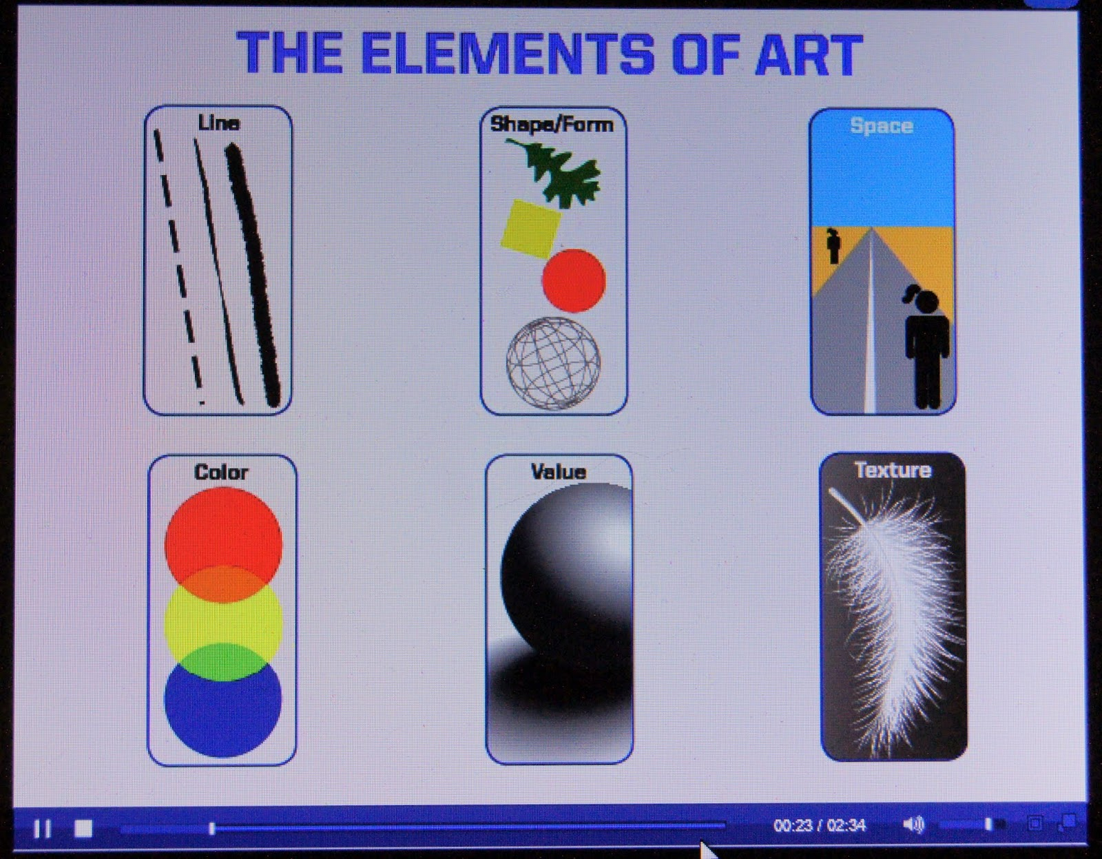 Elements Of Art For Kids : Colour theory for kids art activities