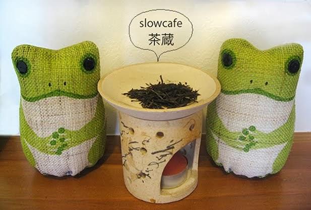 slowcafe 茶蔵 blog