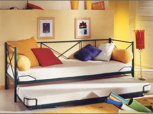 Las camas nido opci n ideal para ahorrar espacio - Camas nido para ninos ...