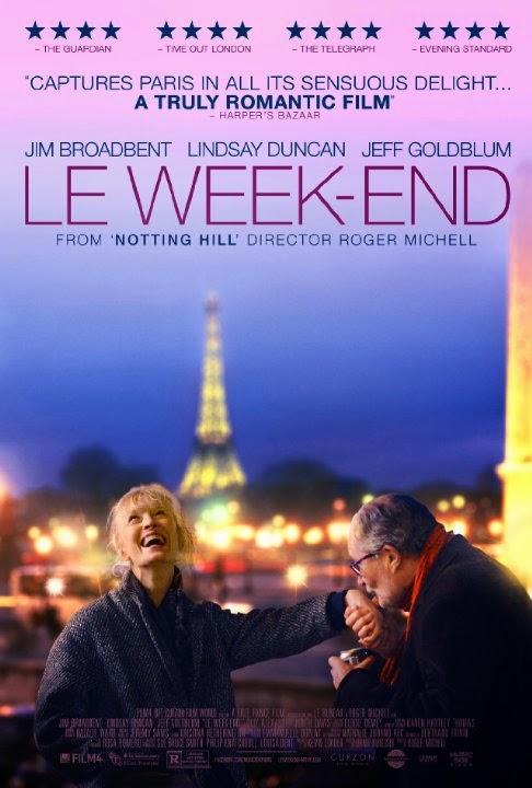 Paris'te Bir Hafta Sonu – Le Week-End Full İndir