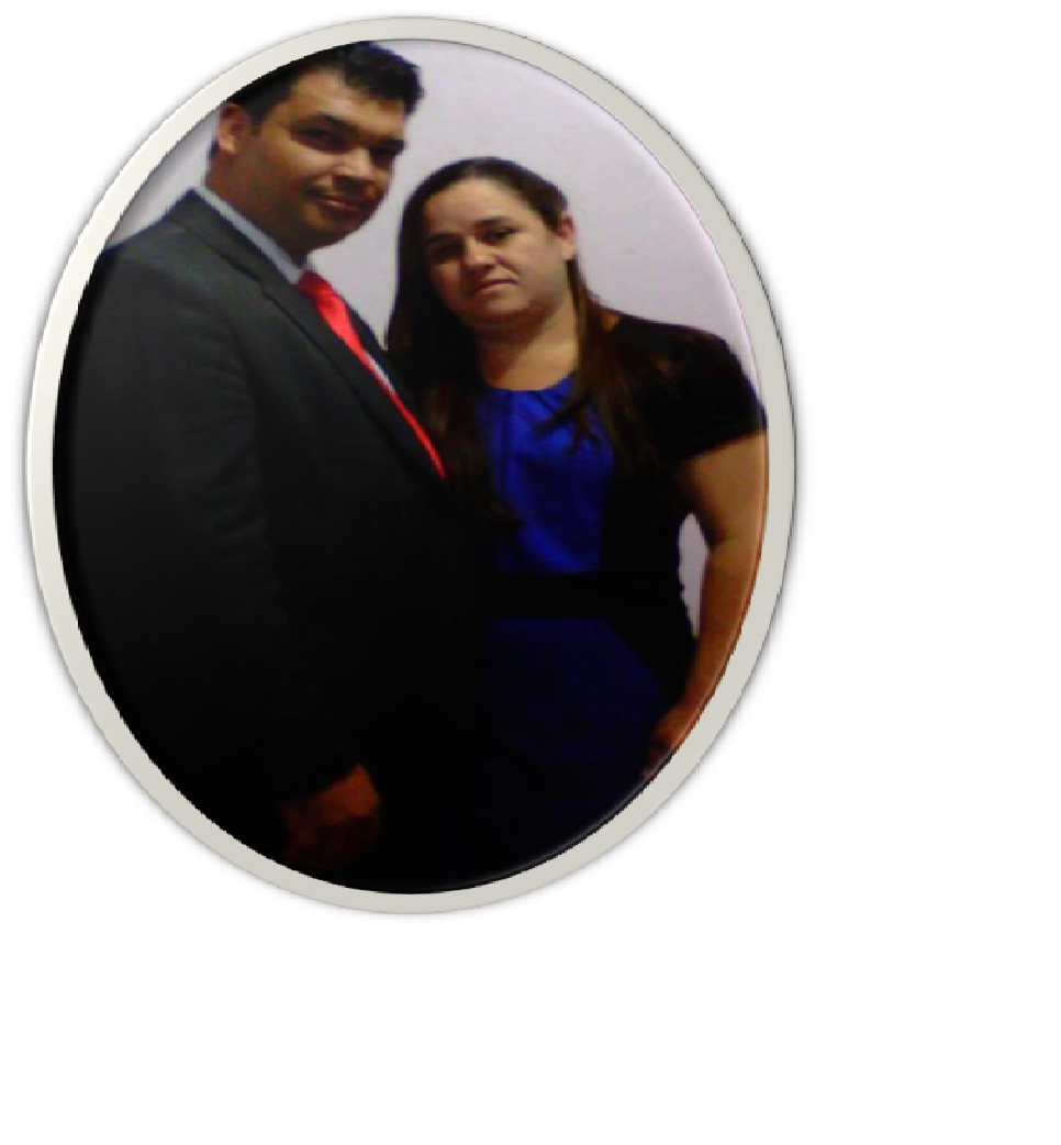 Pastor Gesanias de Oliveira e Valdelice de Oliveira