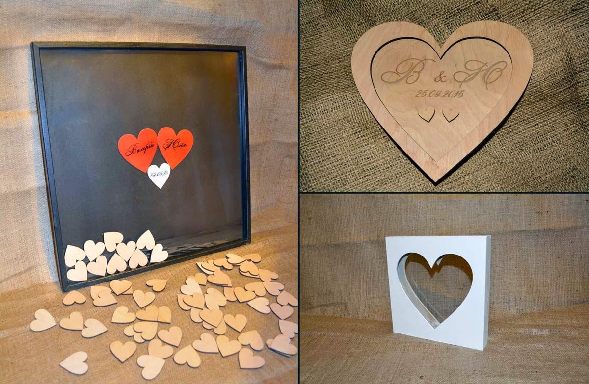Изготовление свадебных аксессуаров, атрибутов и свадебного декора