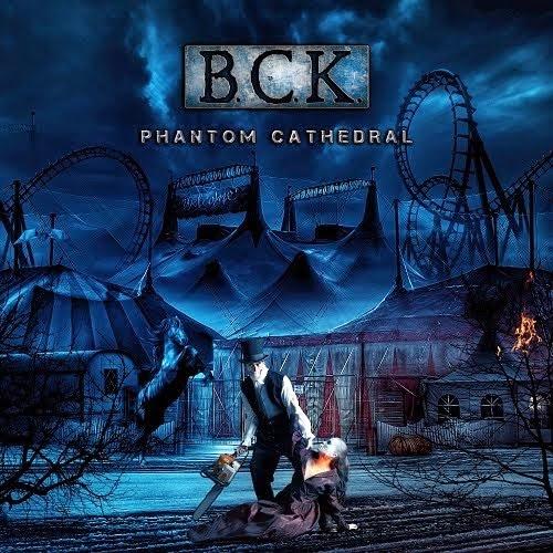 Blue Cow Kent - Phantom Cathedral