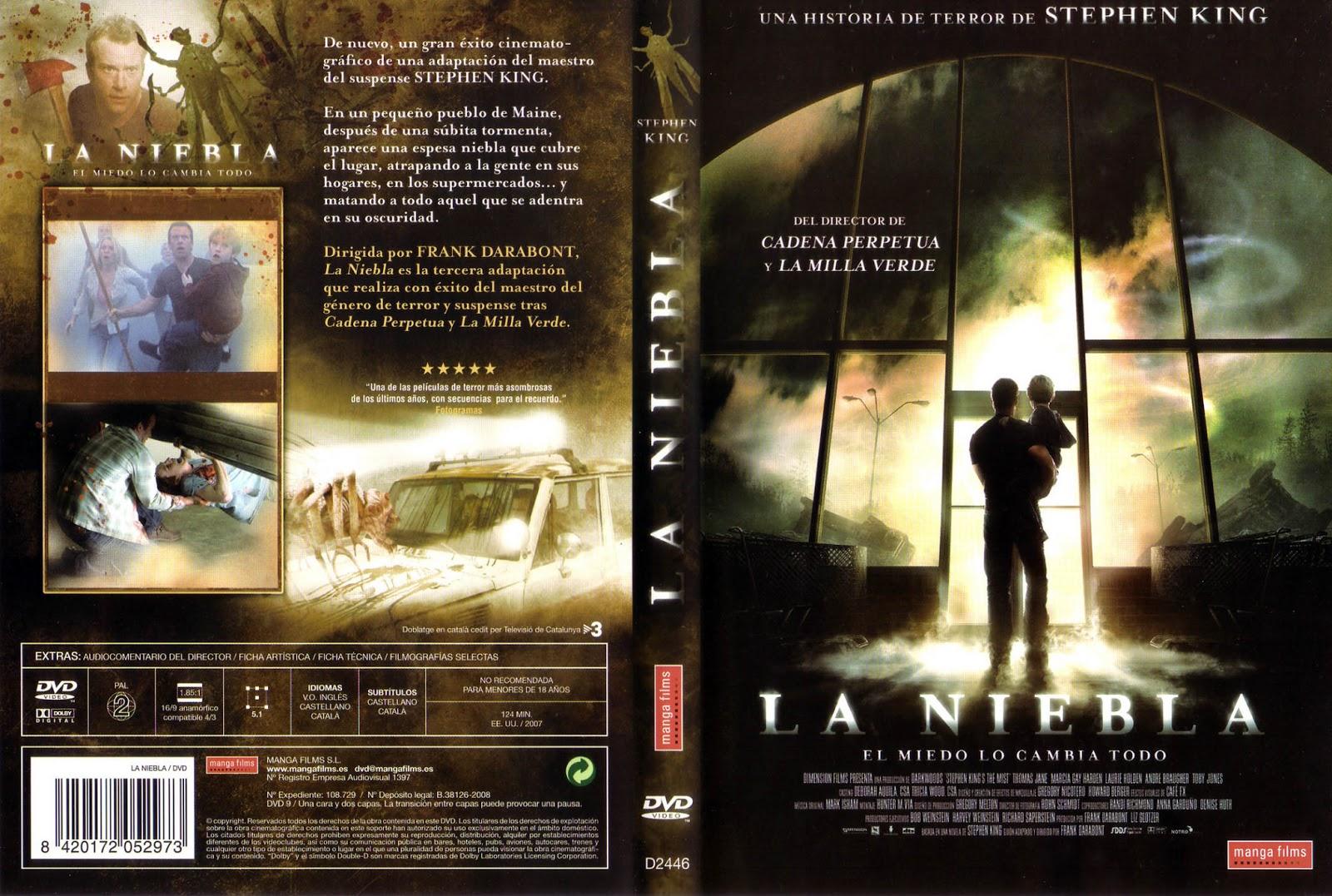 La Niebla DVD