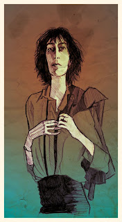 Patti Smith illustration