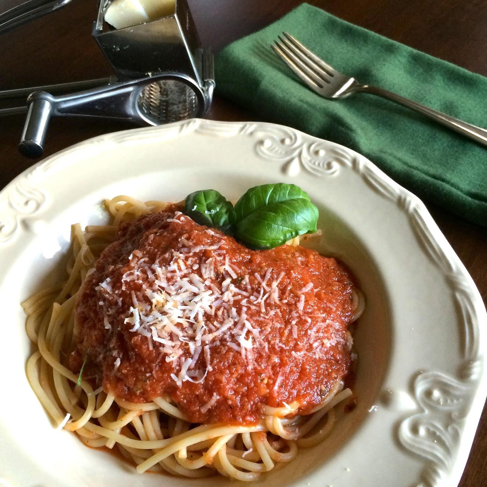 Food Impressions5 Minute Marinara Sauce