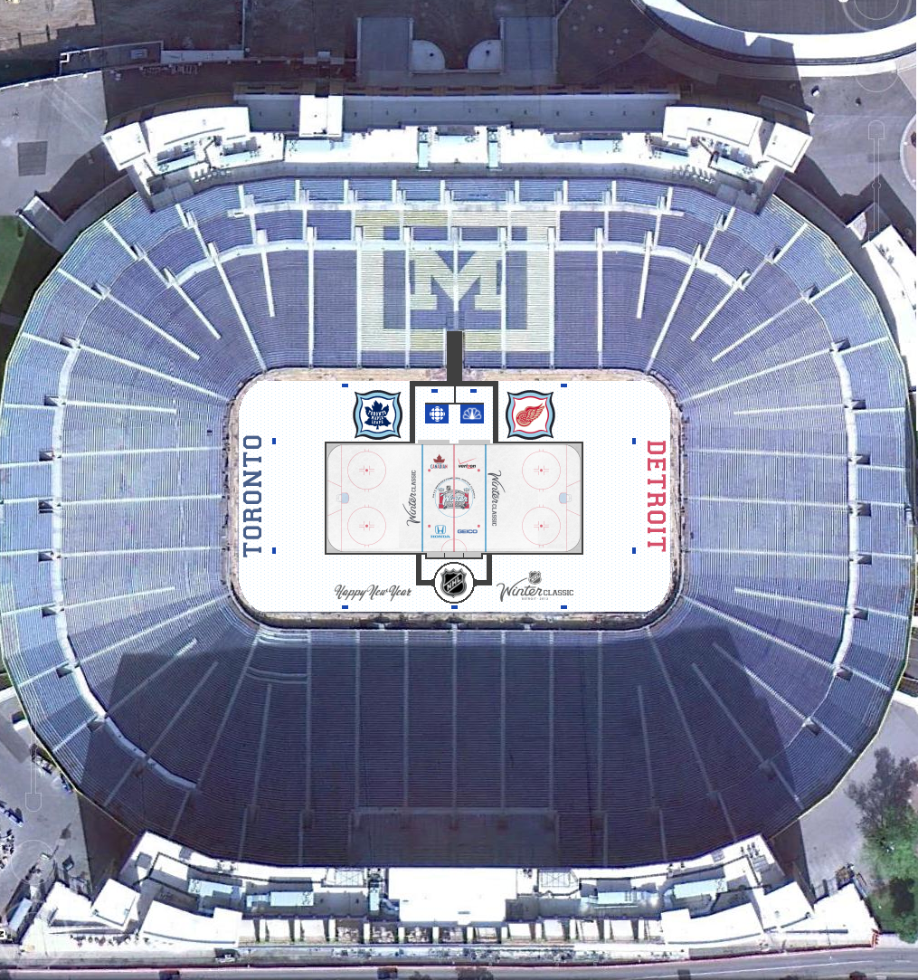 Avs Winter Classic For The Winter Classic at