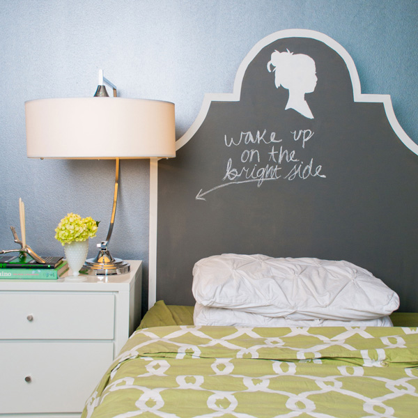 25 Headboard DIY\'s - The Cottage Market