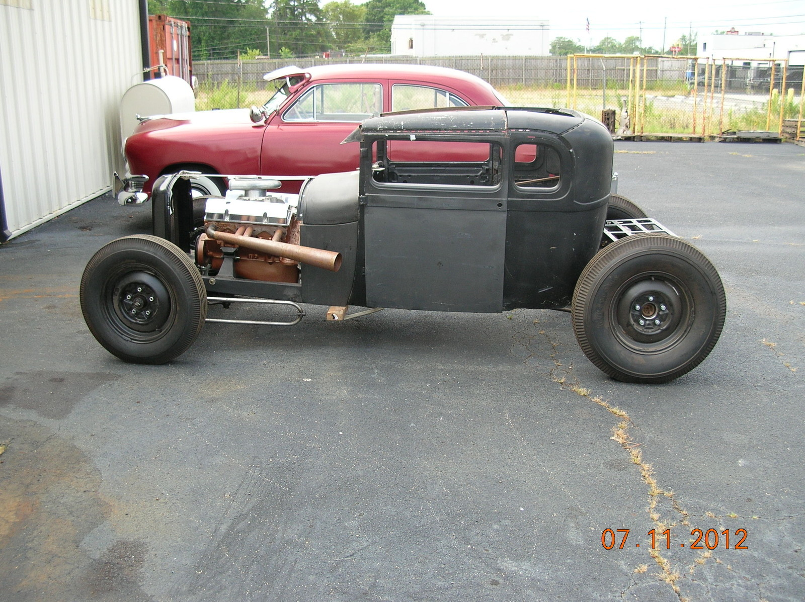 VAPHEAD: Little hot rod project for sale
