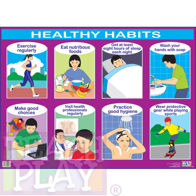 eating habits and exercise behaviors