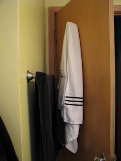 You Might Also Remember The Problematic Towel Drying Situation