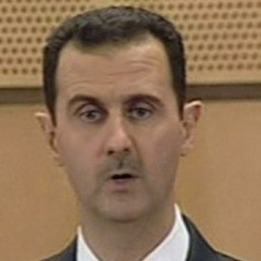 Assad stupid dumb idiot retard