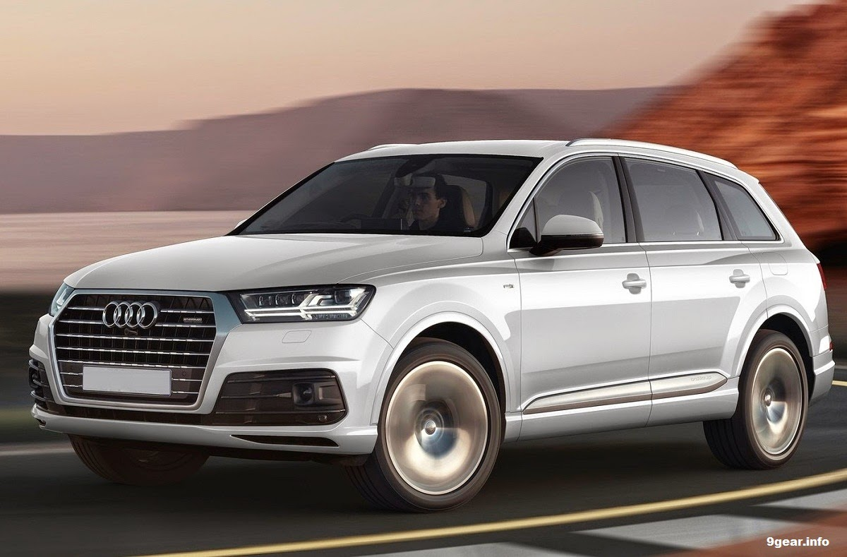2016 audi q7 suv 3 0 tdi 272 hp 600 nm car reviews new car pictures for 2018 2019. Black Bedroom Furniture Sets. Home Design Ideas