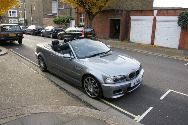 BMW M3 Convertible e46