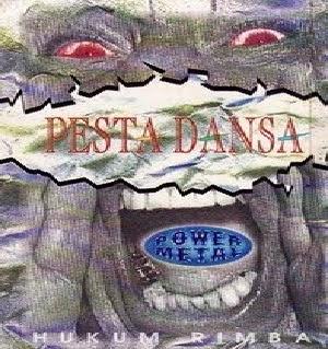 Power Metal Pesta Dansa