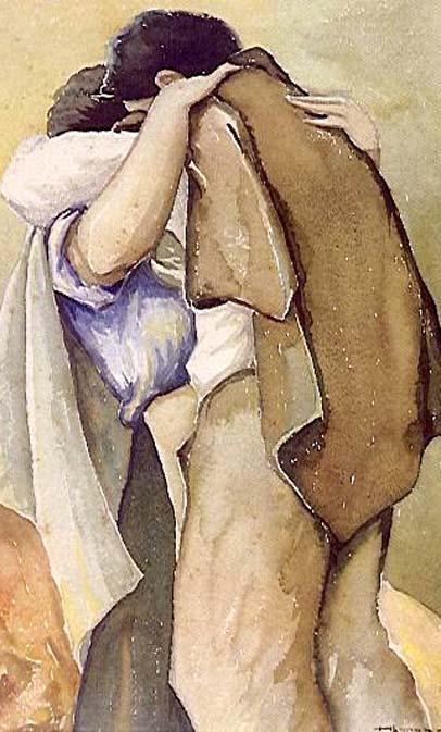 ===Un beso, un cuadro=== Horacio-longas-el-beso-pintores-latinoamericanos-juan-carlos-boveri
