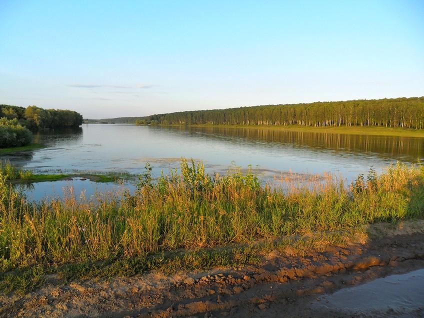 рыбалка в первомайском районе алтайского края