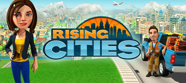 Rising cities Hile ve Rising cities Oyna