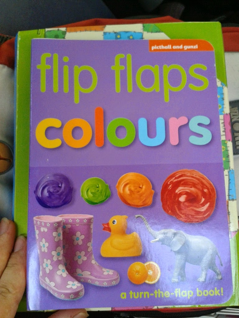 Flip flap colours