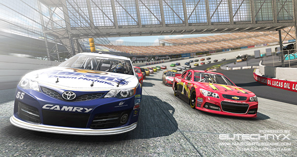 Nascar The Game 2013 - Screenshot 2