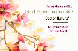 """Cabinet de terapii complementare """"Doctor Natura"""""""