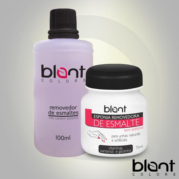 Blant - Removedores de esmalte