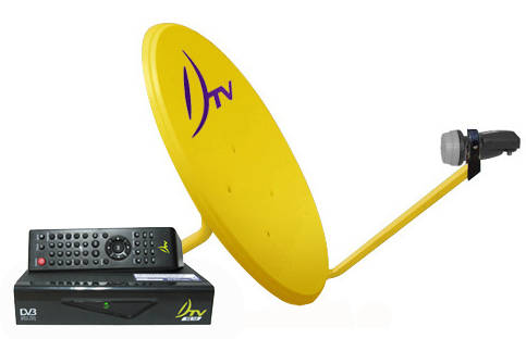 Lắp truyền hình DTV HD thái lan, xem miễn phí kênh truyền hình