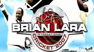 Brian Lara Cricket 2007 Cover