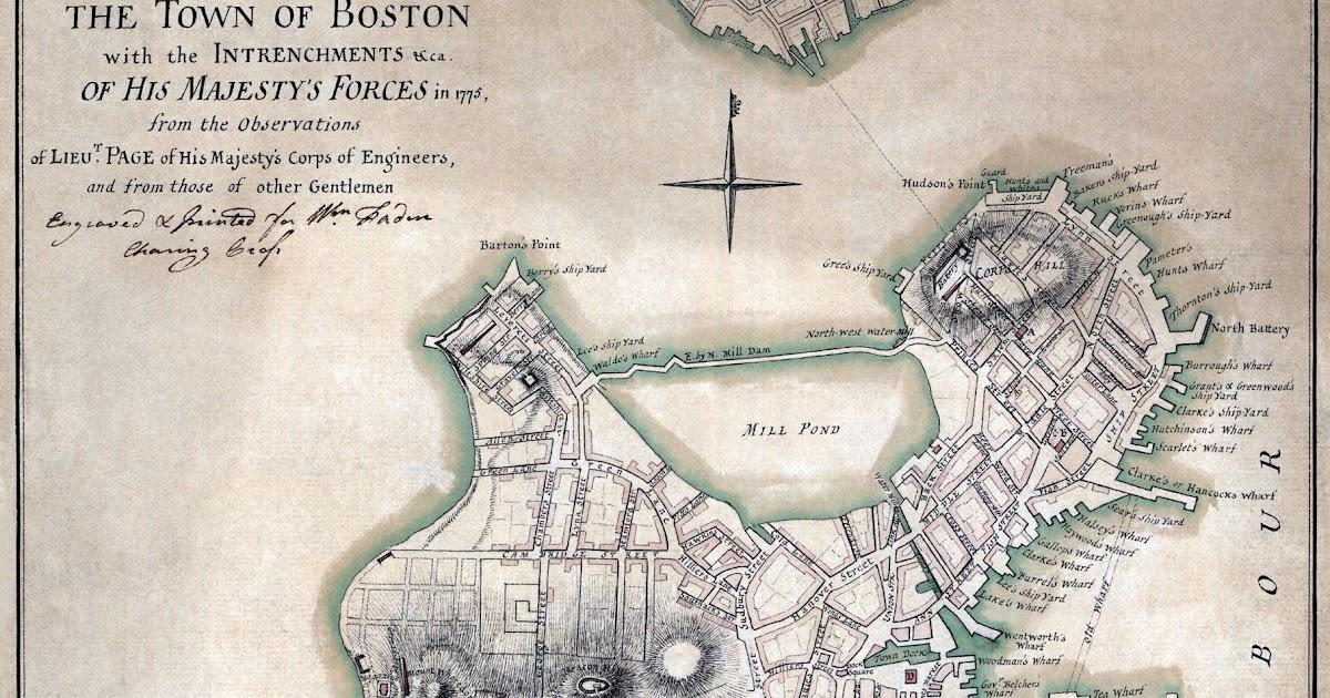 Dr Benjamin Church Jr The Ropewalks Of Boston