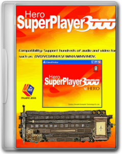 Hero Super Player 3000 with Serial Number Free Download