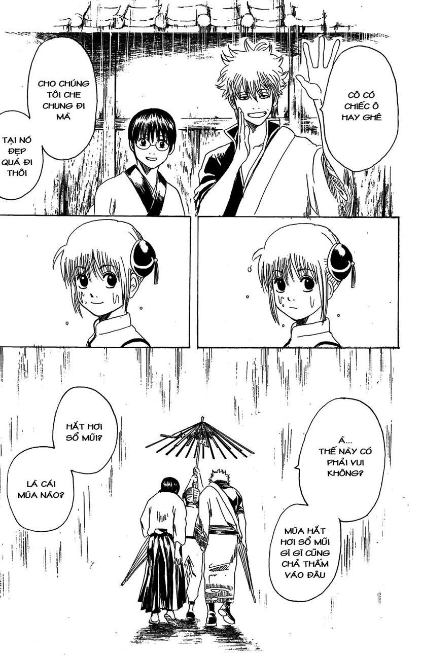 Gintama Chap 172