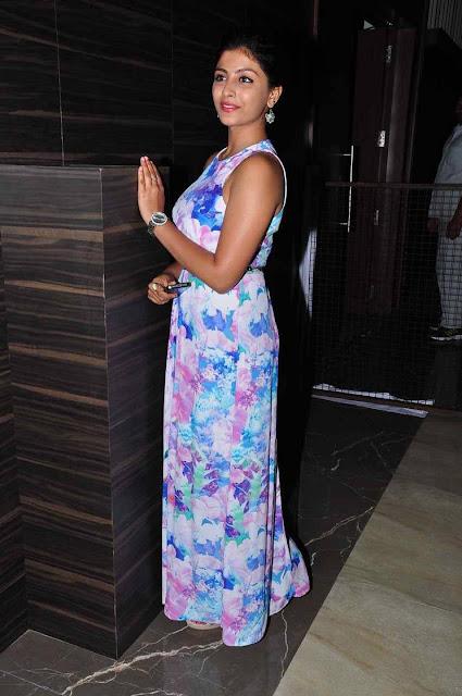 Kruthika Jayakumar Stills At Bhale Bhale Magadivoy Audio Launch