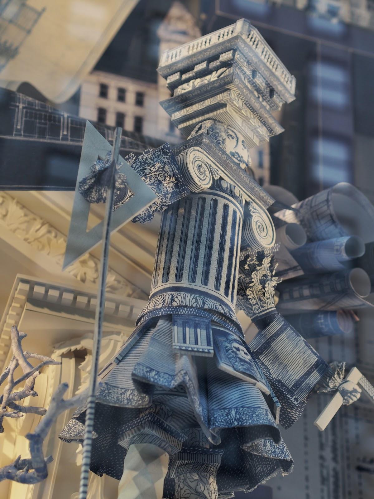 Details Matter #DetailsMatter #bgwindows #5thavenuewindows #holidaysinNYC #besttimeoftheyear  ©2014 Nancy Lundebjerg
