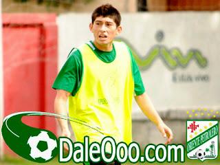 Oriente Petrolero - Pedro Azogue - DaleOoo.com web del Club Oriente Petrolero
