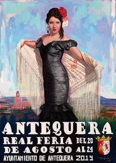 ANTEQUERA  - Feria de Agosto 2014 - Juan Antonio Pinto Machuca