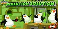 Пингвины уничтожают фабрику отходов