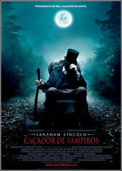 Download   Abraham Lincoln: Caçador de Vampiros DVDRip   Dual Áudio